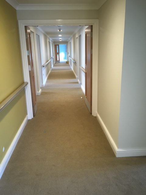 Commercial Carpet Fitters